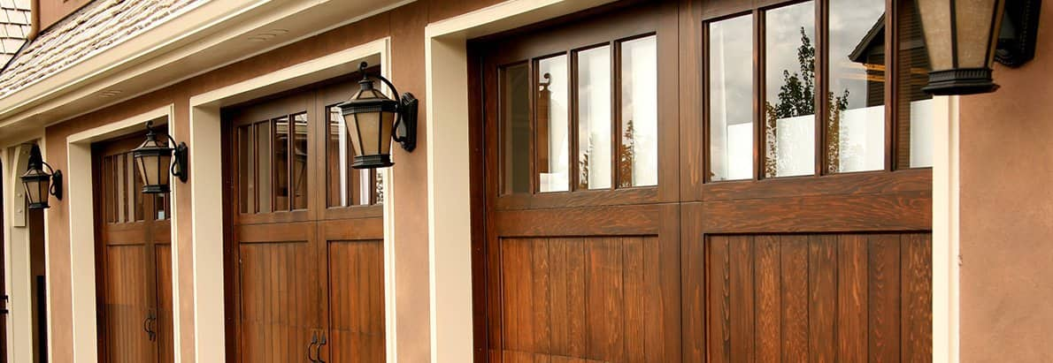 Unique and Stylish Garage Doors in Pflugerville