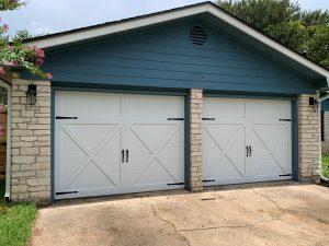 Metal Garage Door Pflugerville, Austin