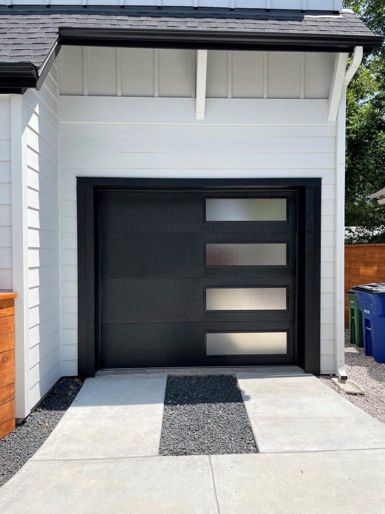 Metal Garage Door Austin, Pflugerville
