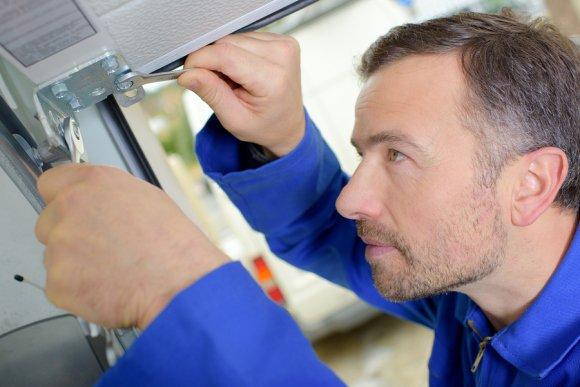 Garage Door Spring Inspection