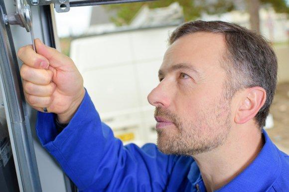 Fixing Garage Door Spring